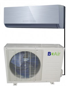 B Air Ductless Mini Split