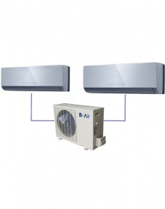 B Air Ductless Multi Split